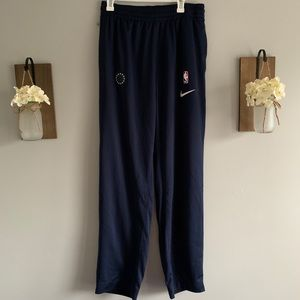 Nike 76ers NBA DriFit Warm Up Pants